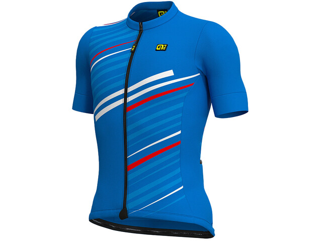Alé Cycling Solid Flash SS Jersey Men italia blue
